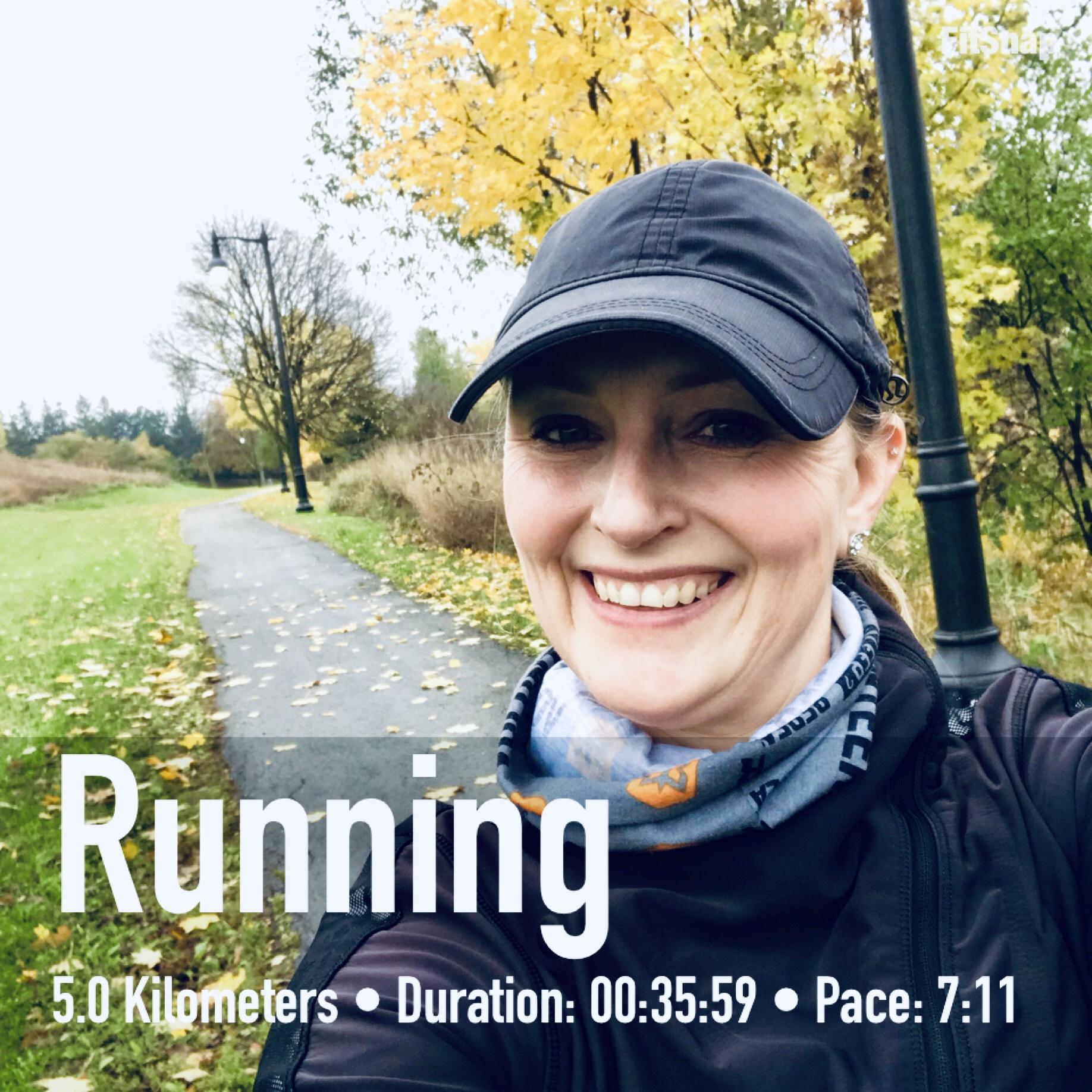 Mom on the Run: Runbet week 1 run 1